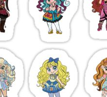 Ever After High  Sticker