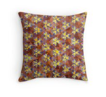 Dubble Bubble Throw Pillow