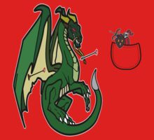 Dragons and Knights Kids Clothes