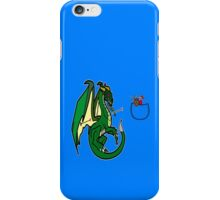 Dragons and Knights iPhone Case/Skin