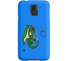 Dragons and Knights Samsung Galaxy Case/Skin
