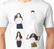 little mix in colour (group) Unisex T-Shirt