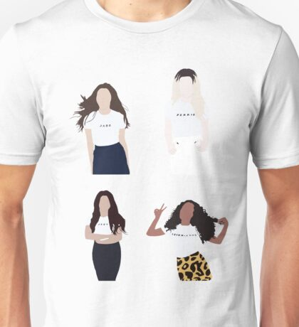 little mix in colour (group) Unisex T-Shirt