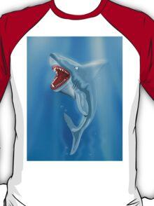 Wild Shark Teeth!  T-Shirt