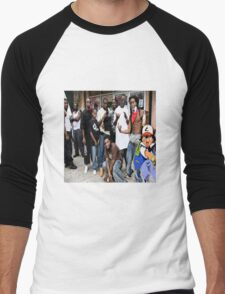 It's a Pokemon World 2 Men's Baseball ¾ T-Shirt
