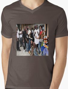It's a Pokemon World 2 Mens V-Neck T-Shirt