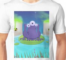 Atomic Frog Thing Unisex T-Shirt