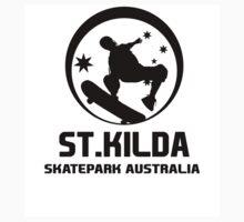St.Kilda skatepark Australia by mightymouse