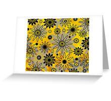 Sunny Burst Greeting Card