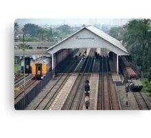 kiaracondong train station Canvas Print