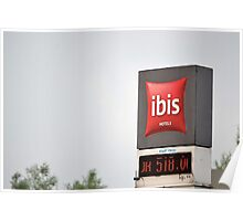 Ibis hotel Poster