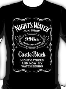 Nights Watch JD T-Shirt