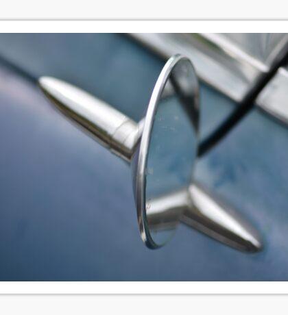 1955 Chrysler New Yorker DeLuxe Plate No.# I Sticker