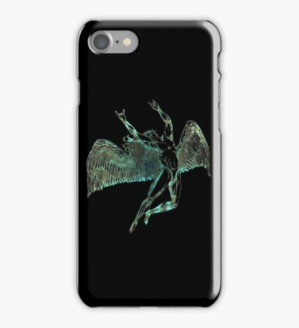 FLIGHT OF ICARUS - sun bleached iPhone Case/Skin