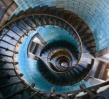downstairs the lighthouse by Jo-PinX