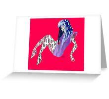 FASHION MONSTERS - EyeGirl Greeting Card