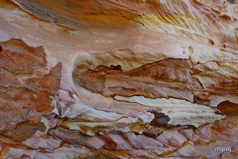 Sandstone Cave in the Pilliga Scrub by myraj