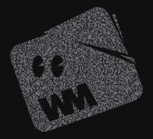 Elephant Print Logo by waxmonger