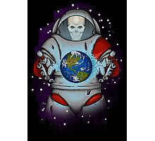 Dead in Space Photographic Print