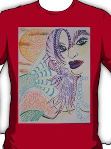Setting Mermaid T-Shirt