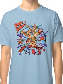 Hip-Hop Jam Body Slam Classic T-Shirt
