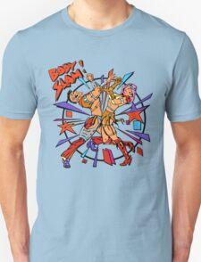 Hip-Hop Jam Body Slam Unisex T-Shirt