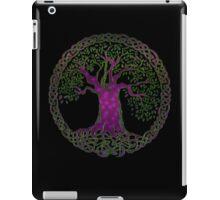 TREE OF LIFE - purple passion iPad Case/Skin