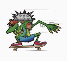 Skate goblin ripper by Jamie Duff