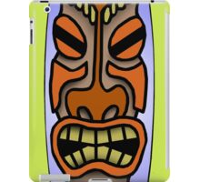 Tiki Surfboard iPad Case/Skin