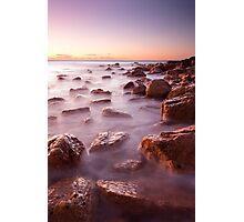 Coastline Ocean - South Australia Photographic Print