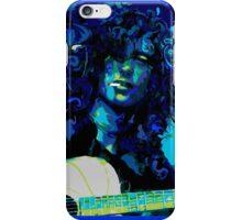 THOSE DEVIL BLUES iPhone Case/Skin