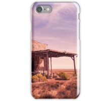 outback home iPhone Case/Skin