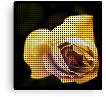 Spotted Rose Canvas Print
