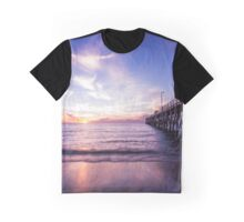 Semaphore Jetty South Australia Graphic T-Shirt