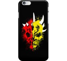 Sons of Dathomir iPhone Case/Skin