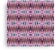 Origin purple Canvas Print