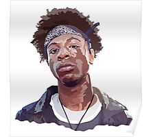 joey badass sketch cool Poster