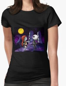 When Jack Met Sally Womens Fitted T-Shirt