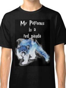 My Patronus is a Red Panda Classic T-Shirt