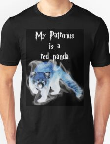 My Patronus is a Red Panda Unisex T-Shirt