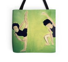 Dancers Warm Up Cool Tote Bag