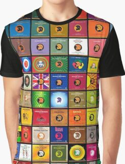Trojan records Collections Graphic T-Shirt