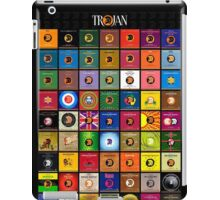 Trojan records Collections iPad Case/Skin