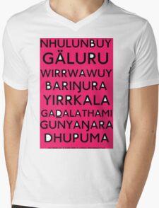 EAST ARNHEM LAND  Mens V-Neck T-Shirt
