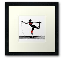 Grace Jones - Island Life Framed Print
