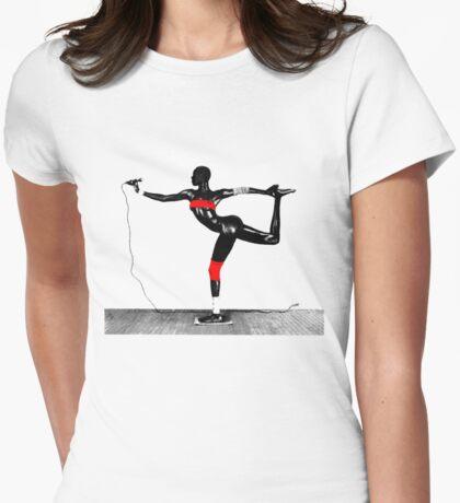 Grace Jones - Island Life Womens Fitted T-Shirt