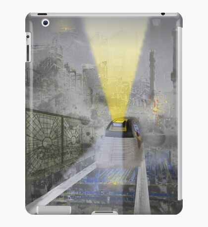 Last Train Out  iPad Case/Skin