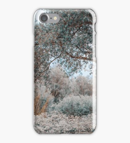 Ethereal Feel. Nature in the Alien Skin iPhone Case/Skin