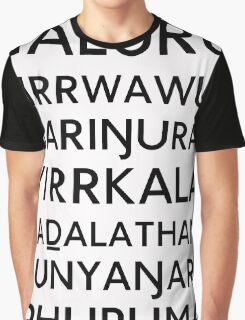 East Arnhem Land Places Graphic T-Shirt
