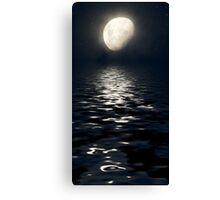Moonrise No.2 Canvas Print